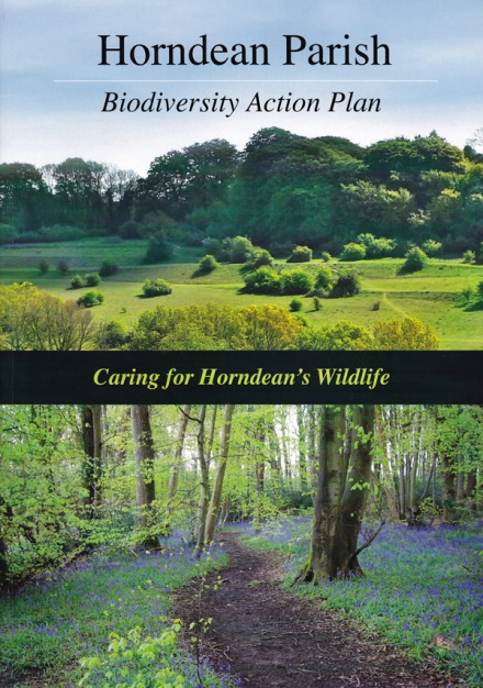 Front Cover of Horndean Biodiversity Action Plan