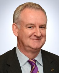 David Alexander- Chairman of Finance & General Purposes Committee